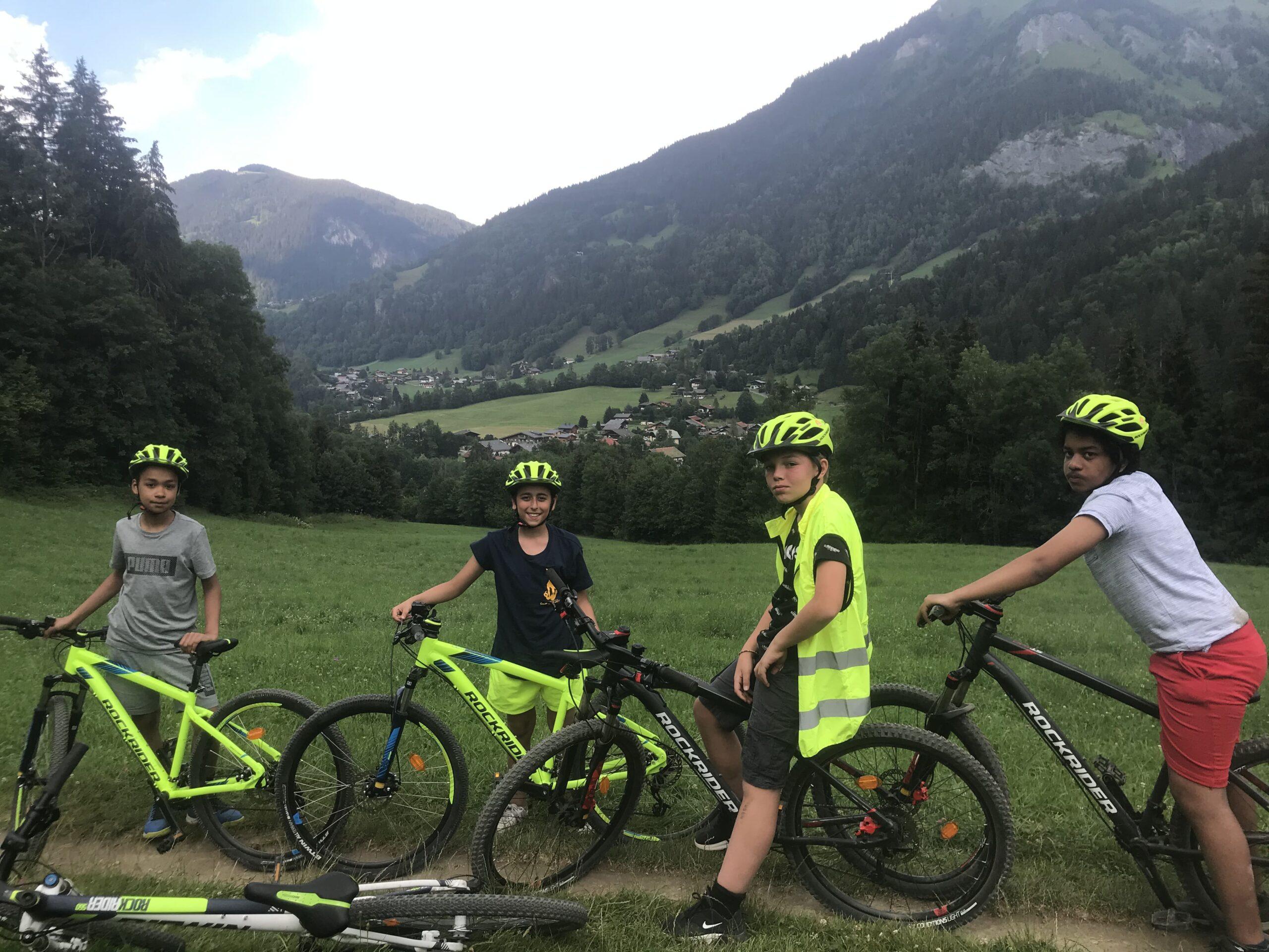 Collégiens et Lycéens en Haut-Savoie
